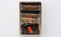 詰合せ5 <匠煮詰合せ6種><鰻の山椒煮を除く> 木箱入