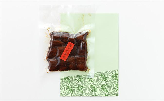鰻の山椒煮 袋入 80g